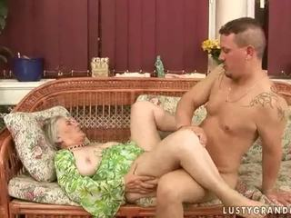 Granny Sex Compilation having the awesomest love action