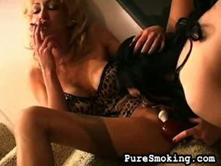 Girl On Girl Smokin'
