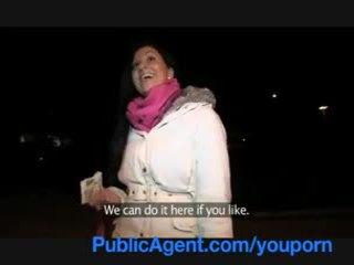 Publicagent σέξι clair γαμήσι μου σε ο restaurant toilets