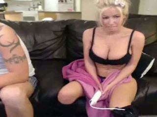 Horny Couple Sex it Up and use toys as an enhancement