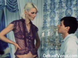 Вінтажний порно 1970s - seka gets що вона wants