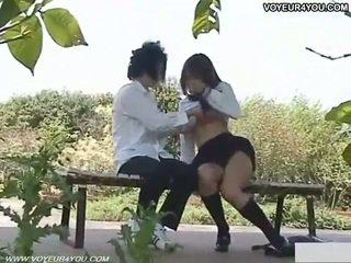 E prapë nxënëse përjashta seks filmed