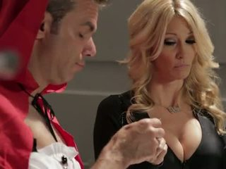 Wicked Pictures: Jessica Drake fucked in uniform