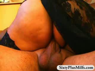 Basah matang faraj pounding