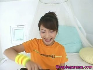 Hot Young Japanese Girls Giving Blowjobs