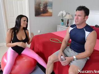brunette hottest, hardcore sex hot, blowjob fresh