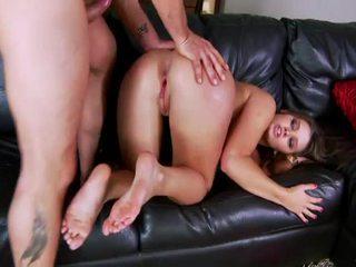 brunette ideal, nice ass pinaka-, ikaw assfucking