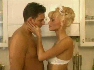 Anita blond is een heet meid video-