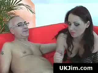Round ass redhead ass fucked deep by old english man