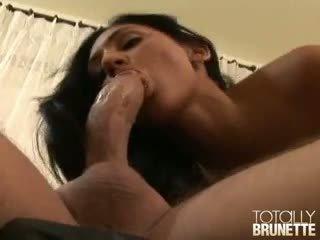 Gorgeous Brunette Persia Decarlo