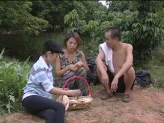 zien chinees vol, aziatisch