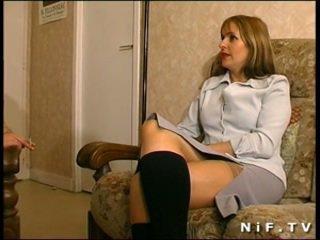 ahme française mature gros seins