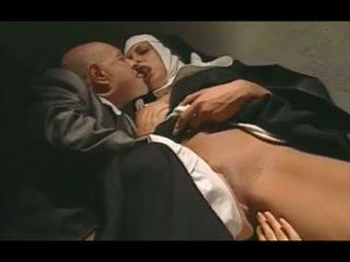 Nuns are horny ...