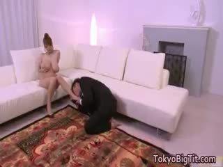 új barna, ingyenes japán megnéz, nagy mellek