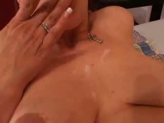 Italian mom having sex with son friend Video