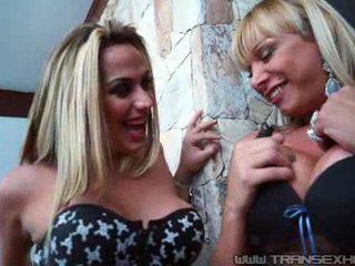 Juliana Souza and Walkíria Drumond