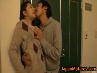 日本の, 集団セックス, 巨乳, 成熟した