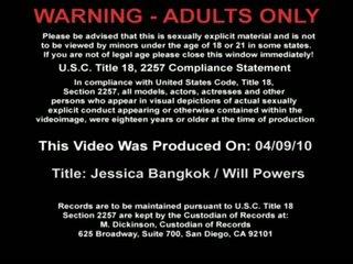 Jessica Bangkok Inside Pantyhose Fucking Big At This Point