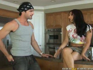 Roxy Jezel Kitchen Sex