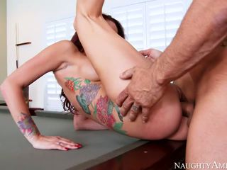 Slut adores banging in office and trying out various positions