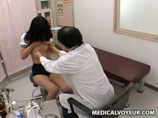 Schoolgirl Doctor Examination Sp...