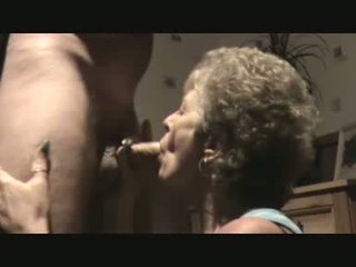 Mature wifes deepthroat and facial Video
