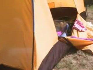 18yo teenager loly menyentak mati di sebuah tent