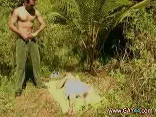 Vingate gay sex in the forest
