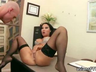 Sexy asa akira anal et faciale