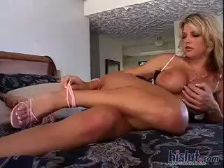 Vicky vette é masturbação
