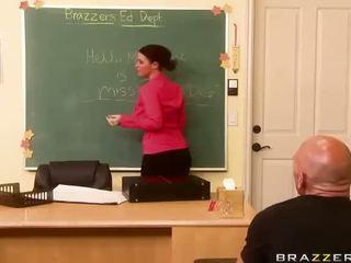 sophie dee pamje, të gjithë busty teacher