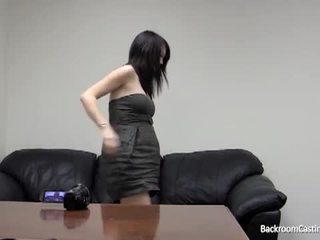 brunette, anal sex, masturbating, shaved pussy