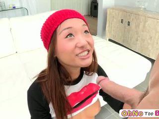 大 公雞 screws 青少年 色情明星 alina li 和 她 gets