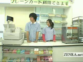 นักเรียน, ญี่ปุ่น, แปลกใหม่, ซอฟต์คอ