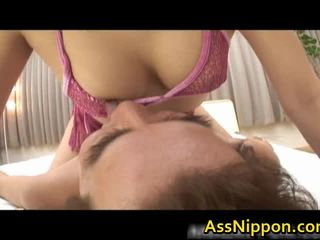 Anna Mizukawa Nasty Asian Bitch Sucks