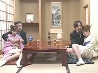 hq japanese, group sex fun, blowjob