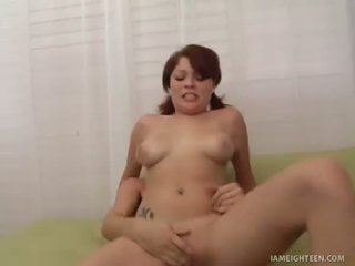 Paige Love Is 18 And Ready To Fuck