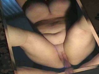 bbw, 脂肪, 妻子