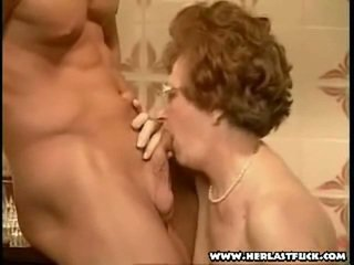 grandma, quality granny fun, hot blowjob