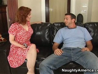 hardcore sex ideal, more cougar, redhead see