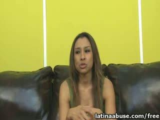 Nataly Rosa Gets Face Fucked