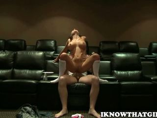 Mega Cock To Big For Her Pussy