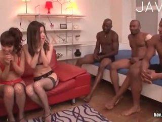 nhật bản, nhóm quan hệ tình dục, cumshot
