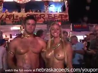 Nudity everywhere पर the streets की key west फ्लोरिडा
