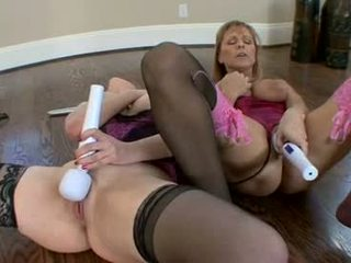 Deliciously Hot Nicole Moore Is Having Fun Hitting An Orgasm With Her Cutiefriend