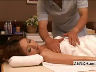 masseuse, japanse, parmantig