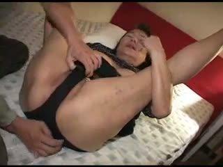 Pieprzenie japońskie gorące babcia wideo
