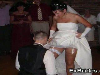 असली हॉट आमेचर brides!