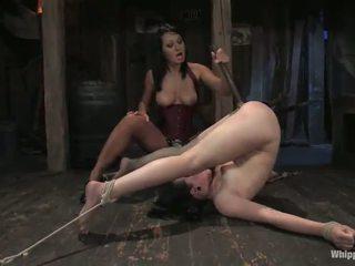 sexo lésbico más caliente, gran hd porno real, caliente sexo bondage