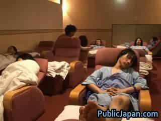 виждам японски ви, пресен voyeur, шега екзотичен